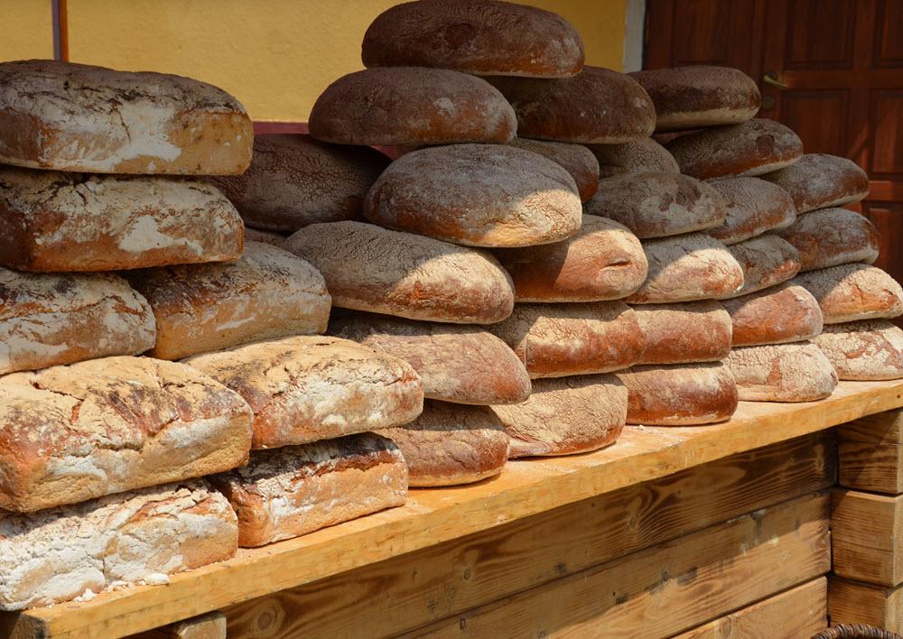 Brot ist Gesund und lecker